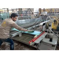 Buy cheap 2000 mm Straight Line Glass Double Edging Machine For Flat Tempered Glass product