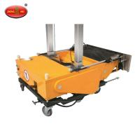 Buy cheap ZB800-2A Automatic Wall Cement Plastering Machine/Machine Plastering Wall For Construction product