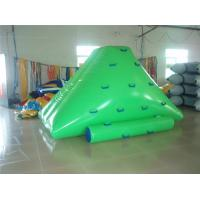Buy cheap Aqua Jump Inflatable Water Parks / Customized Inflatable Water Toys for Adult and Kids  product