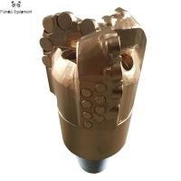 Buy cheap API 6 1/2 PDC Bit Matrix Steel Body for Oil Water Well Drilling product