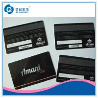 Buy cheap PVC membership Card product