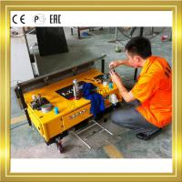 Buy cheap Stable Automatic Remote Controller For Mortar Plastering Machine With 100cm Render Trowel product