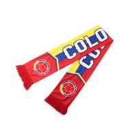 Buy cheap Columbia Digital Athletic Sublimation Scarf Printing With Pattern product