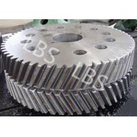 Buy cheap Double Helical Spur Gear with Large Modulus / Hard Tooth Flank Gear product