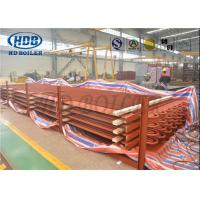 Buy cheap Waste Heat Boiler Steel Tube Air Heat Exchanger , HH Double H Fin Tube Economizer product