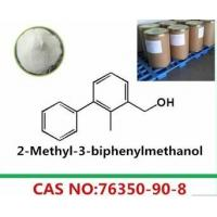 Buy cheap 99.5% white crystal 2-Methyl-3-biphenylmethanol Bifenthrin alcohol cas 76350-90-8 product