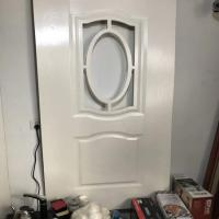 Quality White Faced Premium Door Skin With Many Styles For Choice Friendly Environmental for sale