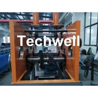 Buy cheap Cold Roll Forming Machine / C Purlin Cranking Curving Machine for Bending 1.5-3.0 mm Thickness product