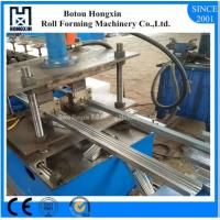 Buy cheap Metal Steel Stud Roll Forming Machine, Double Cutting Steel Forming Machines product