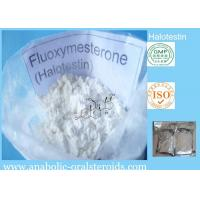 Buy cheap Halotestin Powerful Steroid Testosterone Steroid CAS 76-43-7 Fluoxymesterone product