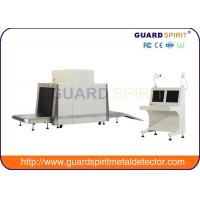 Buy cheap Super Clear Images Security X Ray Machine Baggage/ Luggage / Bags Scanner Tunnel Size 1000*800mm product
