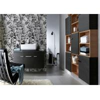 Buy cheap Riverstones Printing 3d Home brick effect wall covering For Saloon , Sound absorbing product