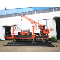 Buy cheap 460T Piling 16T Lifting PHC Pile Foundation Equipment product