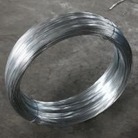 China 50kg / Coil Electro Galvanized Steel Wire For Armouring Cable , 1.6mm Diameter on sale