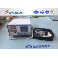 Buy cheap LCD Display Relay Protection Tester Computer Control 400 * 300 * 180 mm product