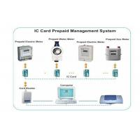 China Stable Prepaid Electricity System , IC Card Reader / Writer Prepaid Water System on sale