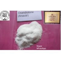 Buy cheap CAS 53-39-4 Oral Anabolic Steroid Powder Anavar Oxandrolone For Fat Burning product