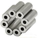 Buy cheap Cylinder rare earth magnet with Ni coating product