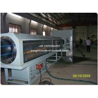 China HDPE agriculture pipe manufacturing machine manufacturer in Qingdao China wholesale