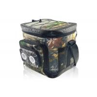 Buy cheap Insulated cooler bag With FM Radio Speaker , portable cooler bags TF card Play product