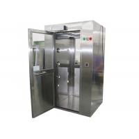 Buy cheap SUS 304 Class 100 Clean Room For Industry Automatically Blow product