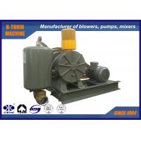 Buy cheap DN80 Rotary Air Blower , low noise waster water treatment blower product