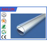 Buy cheap Extruded Aluminum Enclosure , Half Round 6063 / 6061T8 Led Aluminium Profiles product
