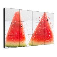 Buy cheap Seamless Fast Response Ultra Thin Bezel Video Wall 46'' 1.7mm Bezel 1 Year from wholesalers