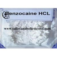Buy cheap Local Anesthetic Ingredient Benzocaine Hydrochloride 99% High Purity CAS 23239-88-5 product