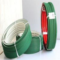 Quality 90A Profile A -13 B -17 C -22 Super Grip Belt Red Urethane V Belts 30 Meter / Roll for sale