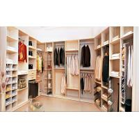 Buy cheap Moisture Resistant Plate Type Furniture Diy Wardrobe Closet With Folding Door For Bedroom product