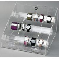 Buy cheap Clear Customize Watch Holders Acrylic Displays With Excellent Service product