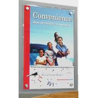 Buy cheap Clear Acrylic Photo Frames With Quick Delivery product