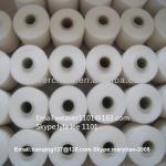 100% brilhante girou o fabricante da linha de costura do poliéster na porcelana