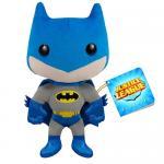 Justica Pelucia Batman Stuffed Cartoon Plush Toys in Blue , Red