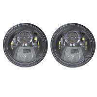 Buy cheap 7 Inch Jeep JK LED Headlights Conversion Kit For TJ FJ Hummer Trucks Motorcy product