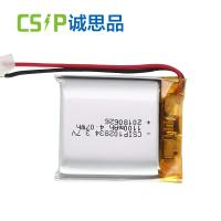 Buy cheap Safety High Density Li Polymer Battery Rechargeable High Cycle Life 102834 product