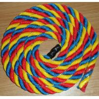 Buy cheap Playground Color Climbing Net Making Polypropylene Rope-12mm Rope product