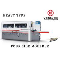 Buy cheap 6 Head Four Side Planer Woodworking Machine 330 Mm Working Width For Wooden from wholesalers