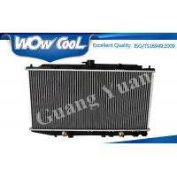 Buy cheap Aluminum Honda Crx Radiator 88-91 EF2.3 OEM 19010-PM3-901 / 902 DPI 886 product