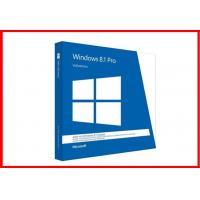 Buy cheap Wholesale English version Windows 8.1 Pro Retail Box for 1 PC lifetime warranty product
