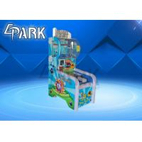 China Electronic Cabinet Cannon Paradise Shooting Simulator Game Machine For 1 - 6 Player on sale