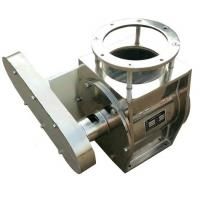 Buy cheap Quick clean rotary airlock valve Industrial rotary airlock feeder valve from wholesalers