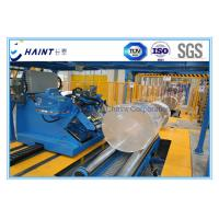 Buy cheap 80 Rolls / Hour Stretch Film Wrapping Machine , Paper Roll Stretch Wrap Systems product