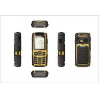 China IP67 Walkie Talkie Feature Rugged Phone with GPS on sale
