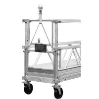 Buy cheap Window Cleaning Machine Powered Suspended Access Platforms 800kg - 1200kg product