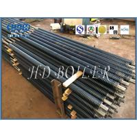 ISO Certification Energy Saving Boiler Fin Tube Compact Structure Anti - Corrosion