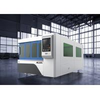 Buy cheap IPG 700w Sheet Metal Laser Cutting Machine 1500x3000mm for 5mm Stainless steel product