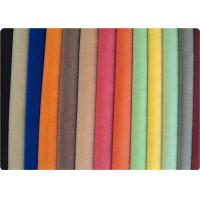 Buy cheap Colorful Covers / Bags / Apparel Flocking Fabric Velvet Cloth product