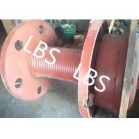 Buy cheap Slow Speed Lebus Grooved Drum For Hydraulic Crane Winch And Ships product